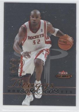 2003-04 Fleer Mystique - [Base] #85 - Torraye Braggs /999