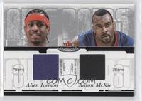 Allen Iverson, Aaron McKie /350