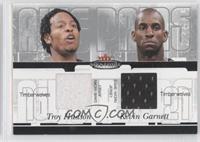 Troy Hudson, Kevin Garnett /350