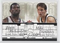 Jason Richardson, Mike Dunleavy /38
