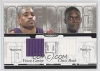 Vince Carter, Chris Bosh /250