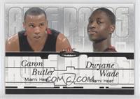 Caron Butler, Dwyane Wade /500