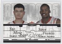 Yao Ming, Steve Francis /500