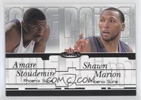 Amare Stoudamire, Shawn Marion /500