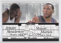 Amare Stoudemire, Shawn Marion /500