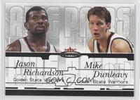 Jason Richardson, Mike Dunleavy /500