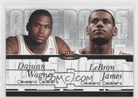 Dajuan Wagner, Lebron James /500