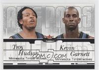 Troy Hudson, Kevin Garnett /500