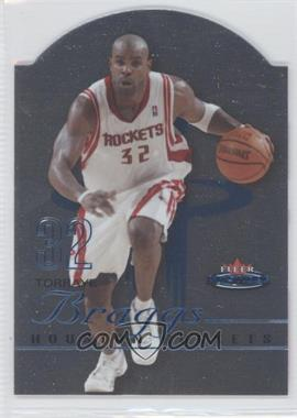 2003-04 Fleer Mystique Die-Cut Rookies #85 - Torraye Braggs /600