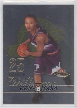 2003-04 Fleer Mystique Gold Non-Numbered #105 - Mo Williams /59