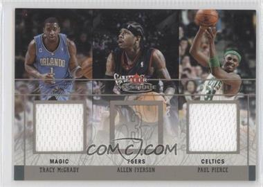 2003-04 Fleer Mystique Rare Finds Dual Jersey #RFD-TM/PP - [Missing] /250