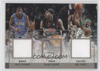 Tracy McGrady, Allen Iverson, Paul Pierce /250