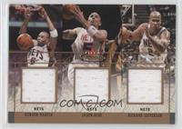 Kenyon Martin, Jason Kidd, Richard Jefferson /150