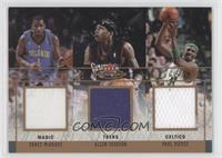 Tracy McGrady, Allen Iverson, Paul Pierce /150
