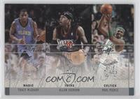 Tracy McGrady, Allen Iverson, Paul Pierce /500