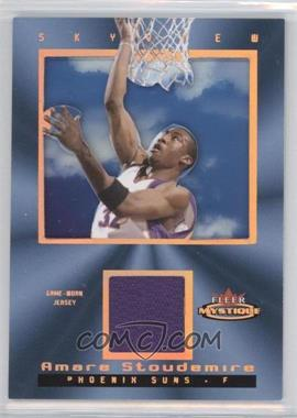 2003-04 Fleer Mystique Skyview Parallel 150 Jersey #SV-AS - Amar'e Stoudemire /150