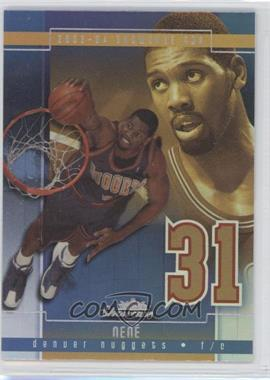 2003-04 Fleer Showcase #91 - Nenê