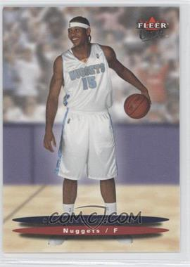 2003-04 Fleer Ultra Hummer H2 Toys [Base] #173 - Carmelo Anthony