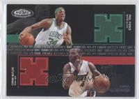 Paul Pierce, Caron Butler /100
