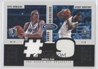 Dirk Nowitzki, Tracy McGrady /375