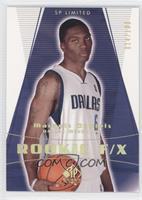 Rookie F/X - Marquis Daniels /100