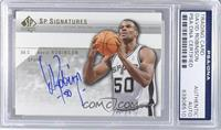 David Robinson [PSA/DNA Certified Auto]