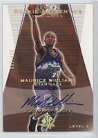 Level 2 Signature - Mo Williams /100