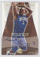 Keith Bogans /100