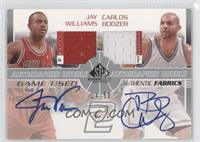 Jason Williams, Jay Williams /50