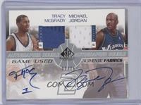 Tracy McGrady, Michael Jordan /15