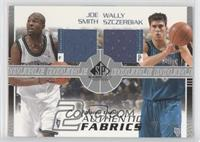Joe Smith, Wally Szczerbiak /100