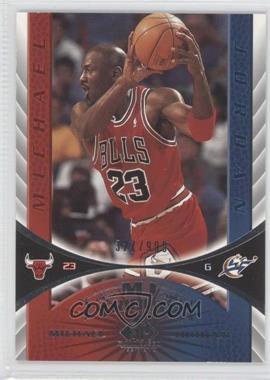 2003-04 SP Game Used #102 - Michael Jordan /999