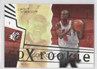 Linton Johnson /25