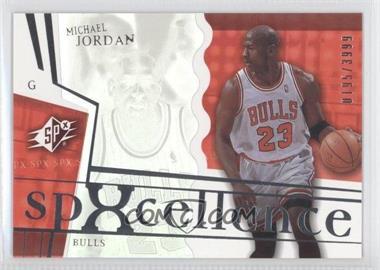 2003-04 SPx - [Base] #94 - Michael Jordan /3999