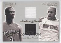 Chris Bosh, Vince Carter /500
