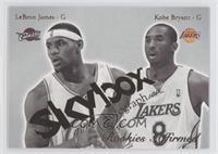 Lebron James, Kobe Bryant