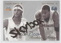 Carmelo Anthony, Tracy McGrady