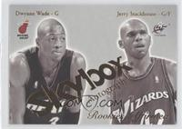 Dwyane Wade, Jerry Stackhouse