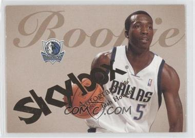 2003-04 Skybox Autographics #52 - Josh Howard /1500
