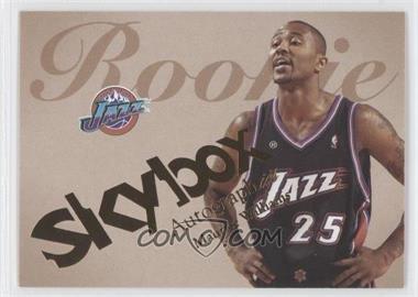 2003-04 Skybox Autographics #63 - Mo Williams /1500