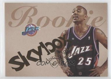 2003-04 Skybox Autographics #63 - Mo Williams /1500