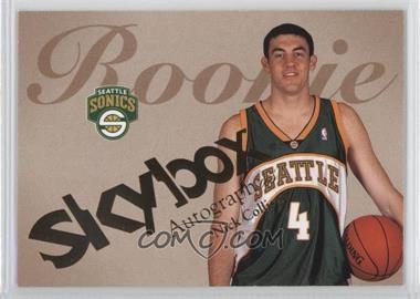 2003-04 Skybox Autographics #79 - Nick Collison /1500