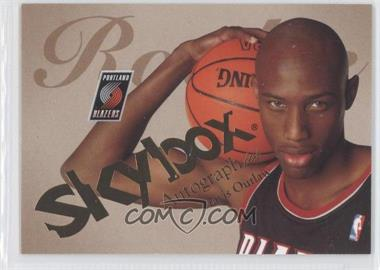 2003-04 Skybox Autographics #82 - Travis Outlaw /1500