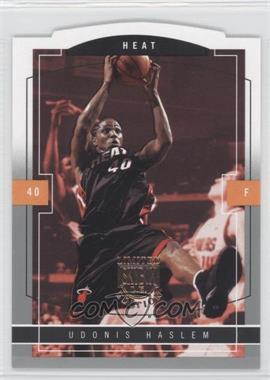 2003-04 Skybox Limited Edition - [Base] #135 - Udonis Haslem /399