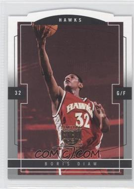2003-04 Skybox Limited Edition #112 - Boris Diaw /399