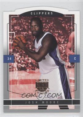 2003-04 Skybox Limited Edition #129 - Jonathan Moore /399