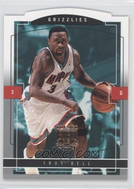 2003-04 Skybox Limited Edition #132 - Troy Bell /399