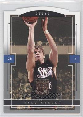 2003-04 Skybox Limited Edition #147 - Kyle Korver