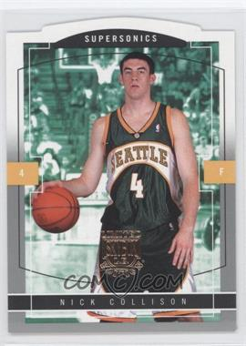 2003-04 Skybox Limited Edition #154 - Nick Collison /399