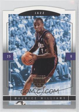 2003-04 Skybox Limited Edition #158 - Mo Williams /399